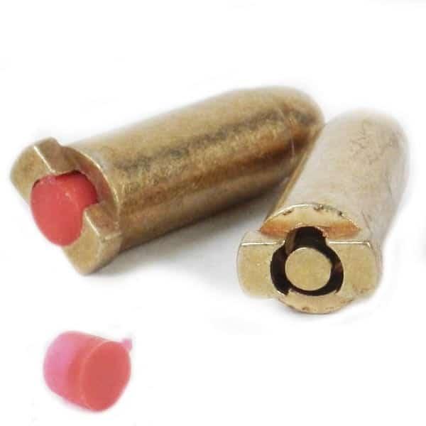 6 Balles factices avec amorces - Denix