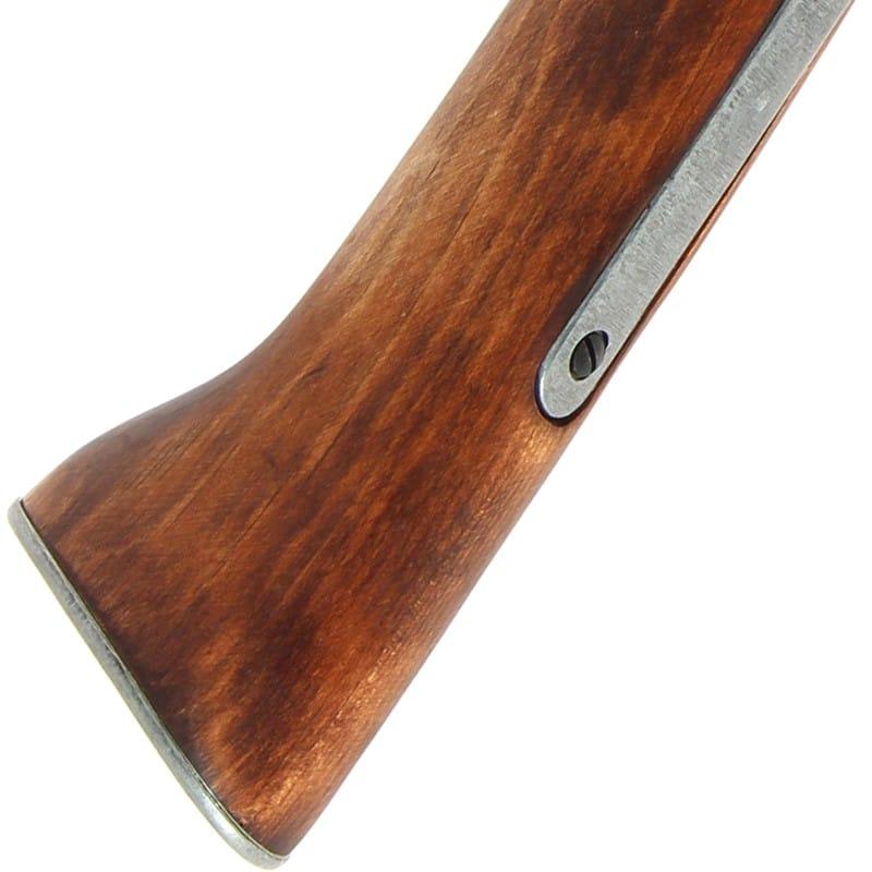 Carabine Winchester canon scié - Mare's Leg+crosse