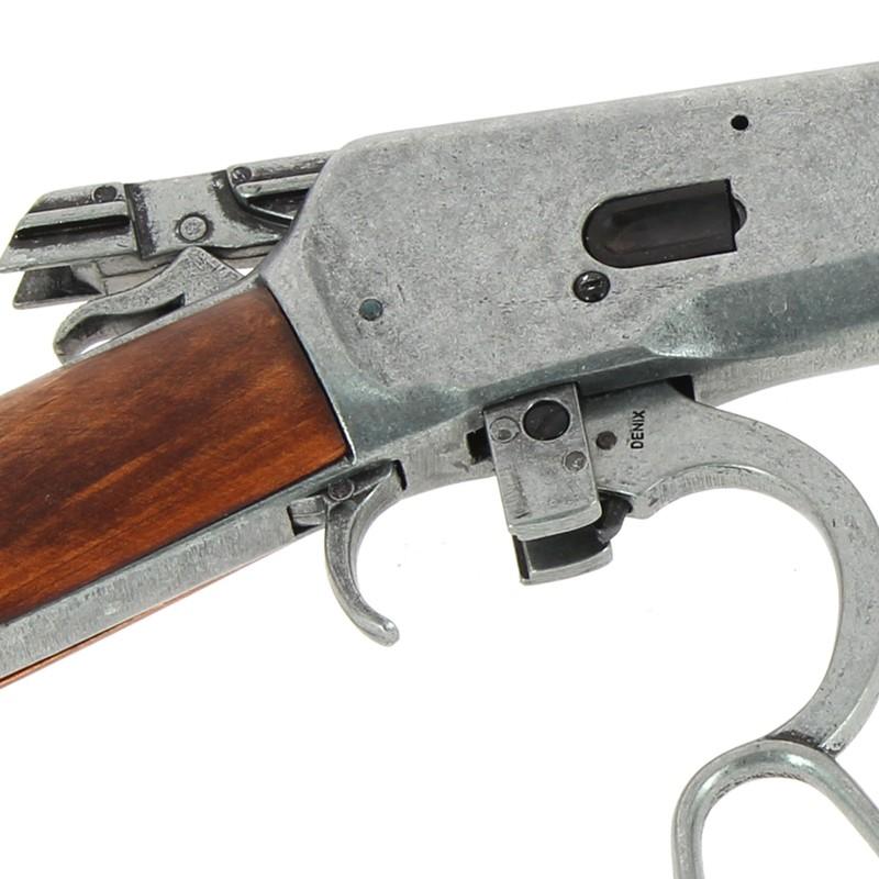 Carabine Winchester canon scié - Mare's Leg + mecanisme