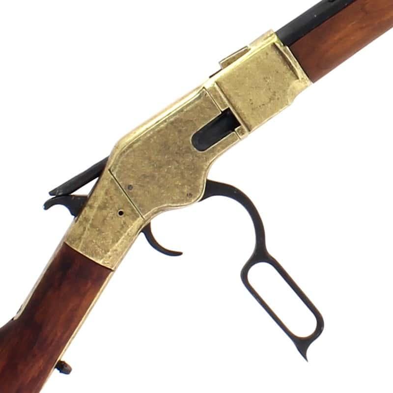 Carabine Winchester Yellow Boy - 1866+ levier sous garde