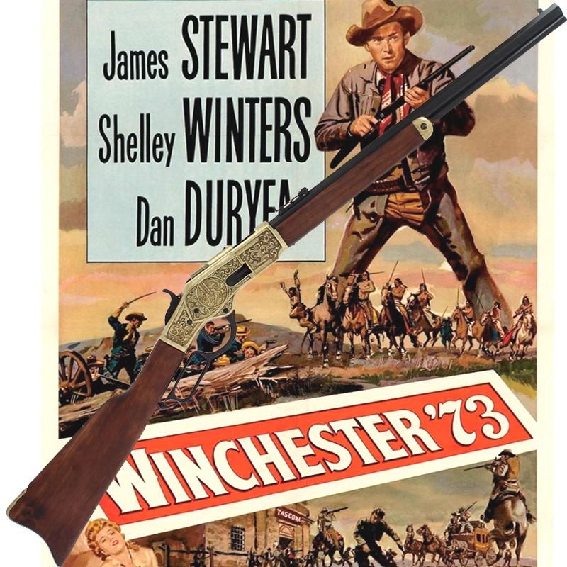 Carabine winchester modèle 1873