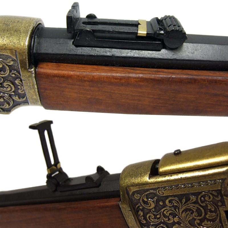 Carabine winchester modèle 1873+viseur