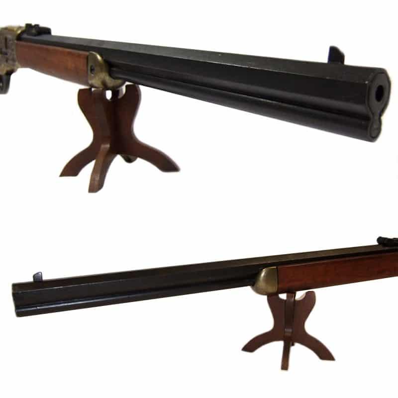 Carabine winchester modèle 1873+canon