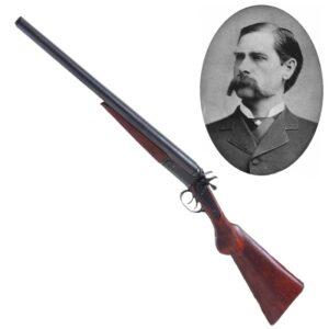 réplique Fusil Wyatt Earp double canon - USA 1881.