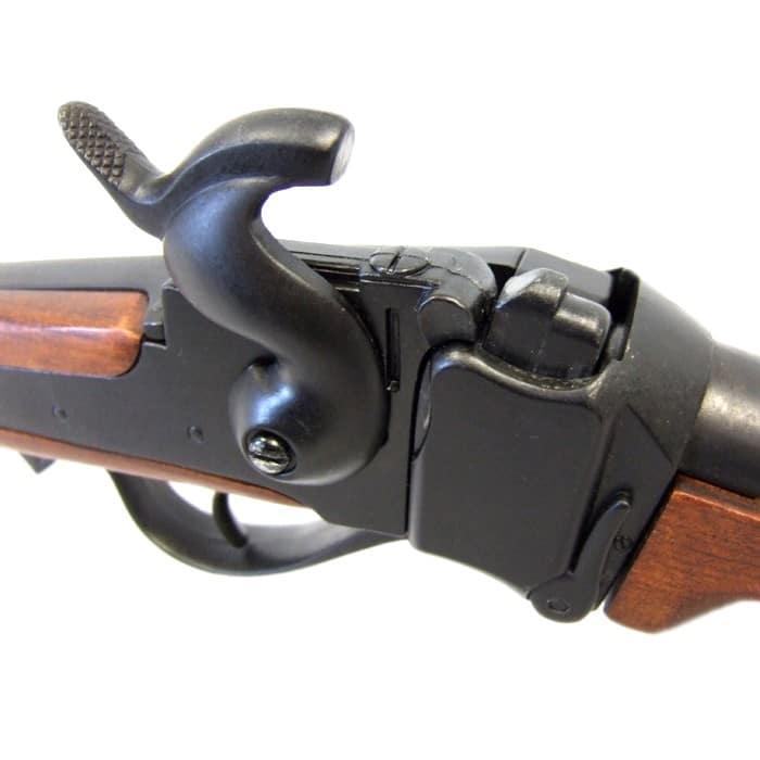 Fusil Sharp USA 1859 mécanisme