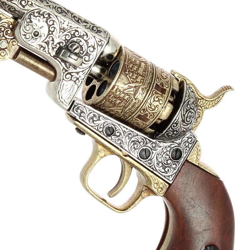 Colt Navy Revolver 1851+Barillet...
