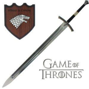 Epée Glace - Epée Eddard Stark - Trône de fer
