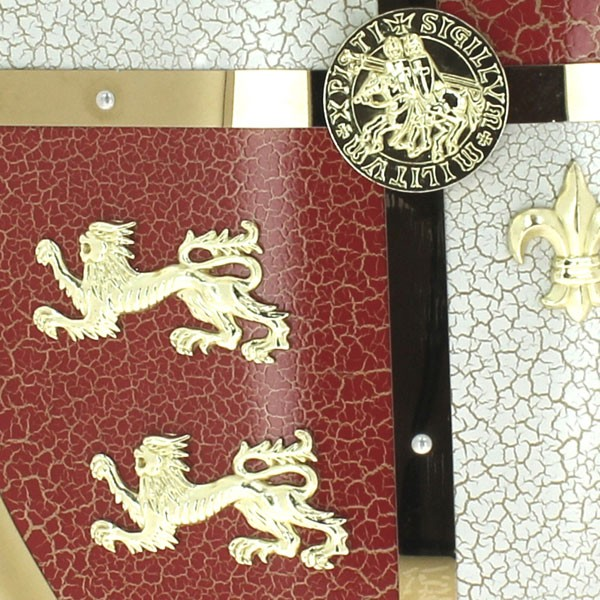 Bouclier Richard Coeur de Lion
