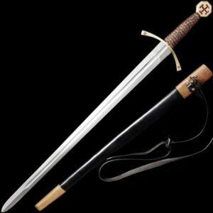 Epée de frappe Templière