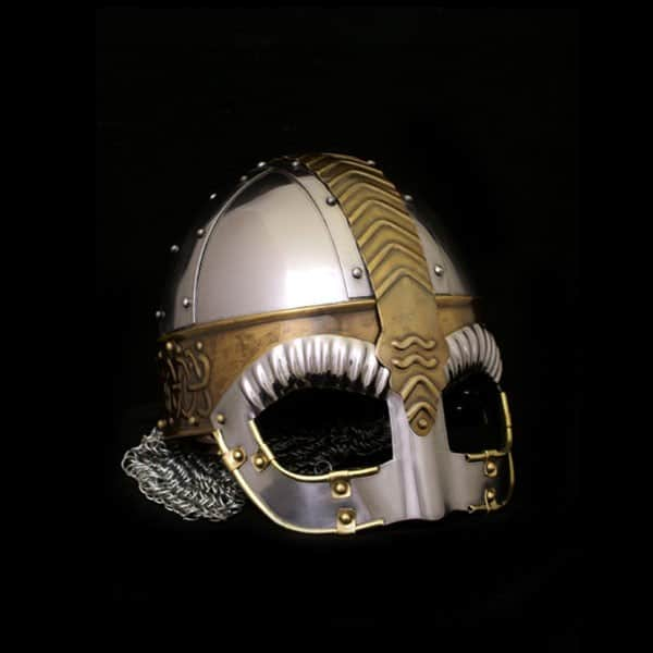 Casque Viking beowulf
