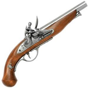 Pistolet Pirate des caraibes 18ème Siècle