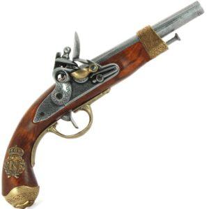 Pistolet Napoléon - Gribeauval 1806