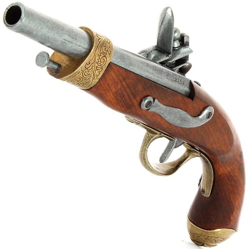 Pistolet Napoléon - Gribeauval 1806 canon