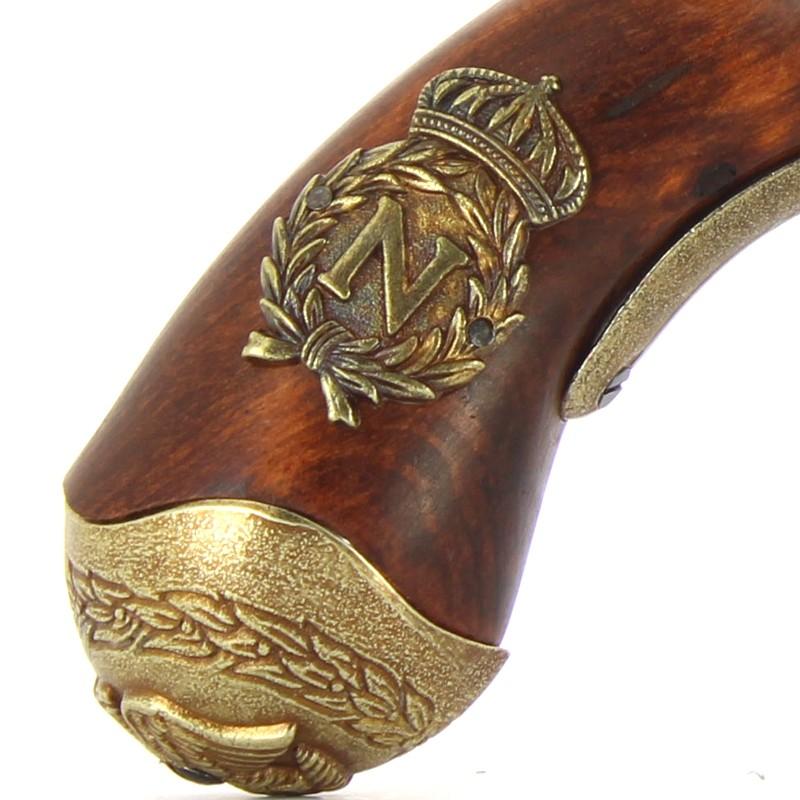 Pistolet Napoléon - Gribeauval 1806 symbole napoléon