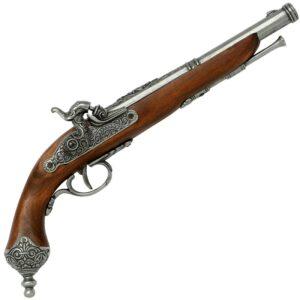 Réplique Denix -Pistolet Italien à percussion 1825