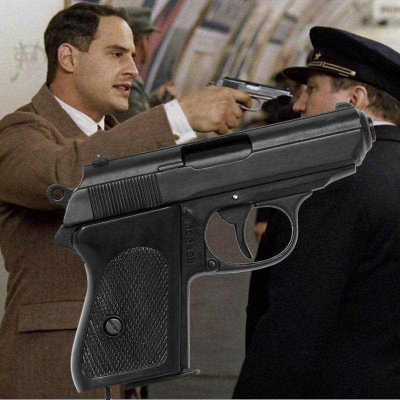 Pistolet Walther PPK - Calibre 7.65