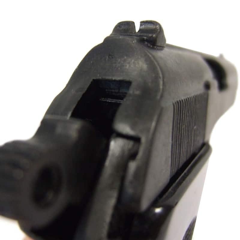 Pistolet Walther PPK - Calibre 7.65+viseur