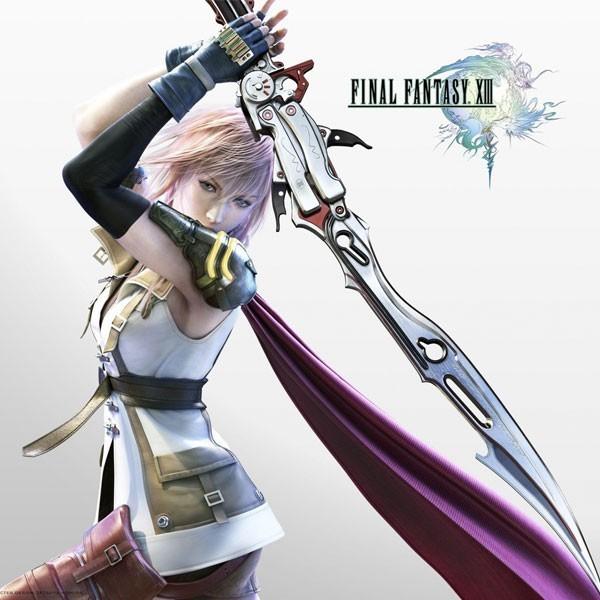 Pistolame - Epée Lightning - Final Fantasy