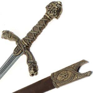 Epée Richard Coeur de Lion et garde