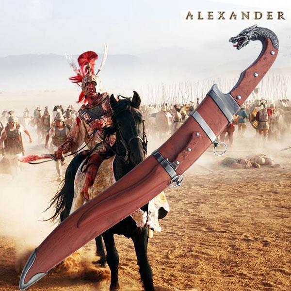 Falcata - Dague dragon Alexandre