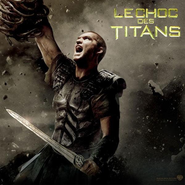 Epée Choc des Titans