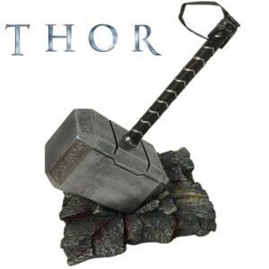 Socle pour marteau de Thor