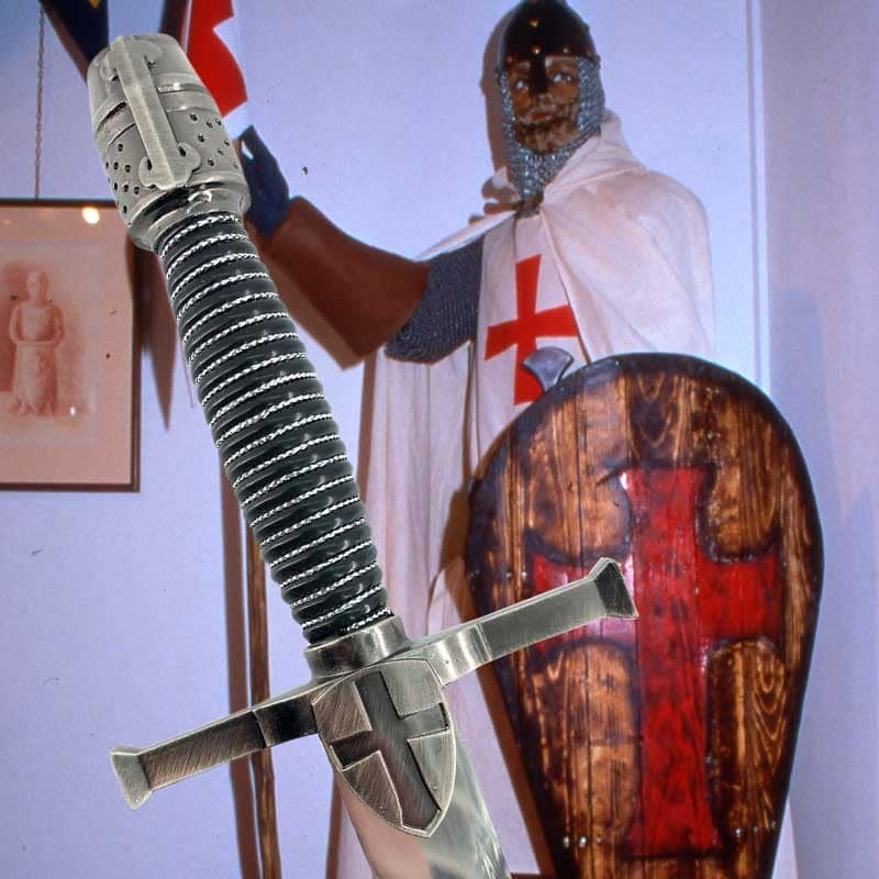 Dague de décoration-Dague Templière