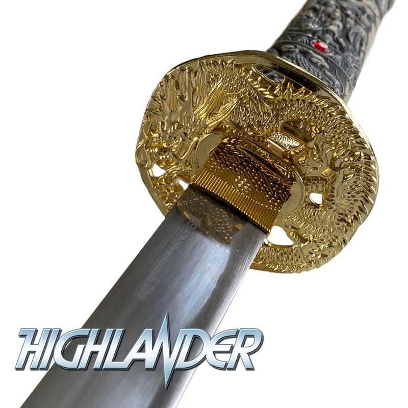 Katana Highlander-Epée de Connor MacLeod