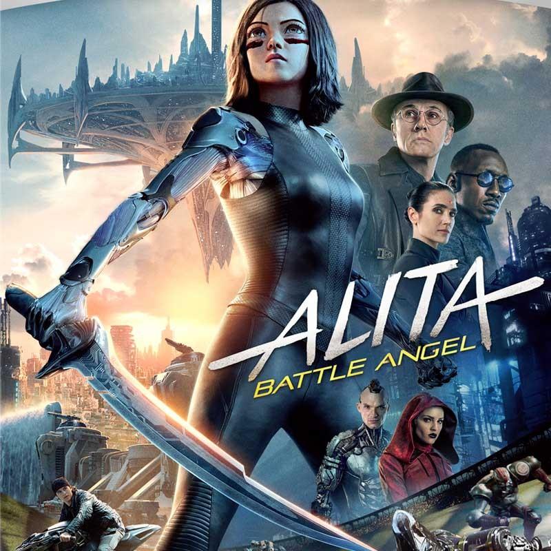 Epée Alita Battle Angel