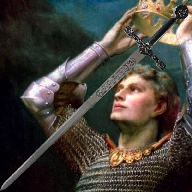 Epée Excalibur, Epée Roi Arthur