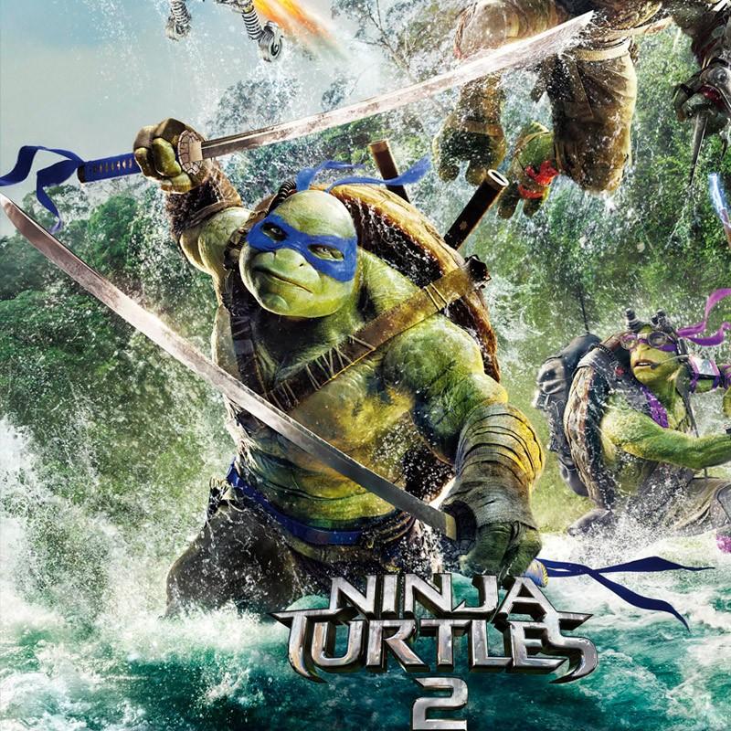 Katana de Léonardo-Tortues Ninja 2