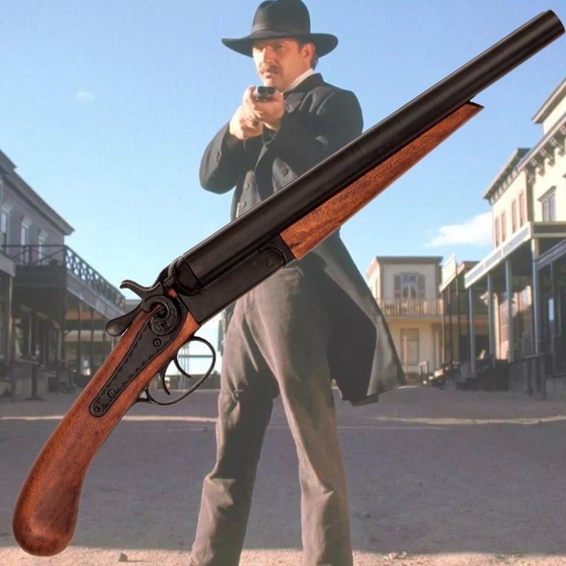 Coach Gun double canons coupé USA 1868