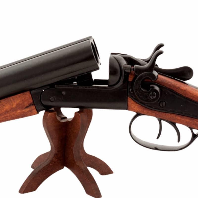 Coach Gun double canons coupé+ mecanisme