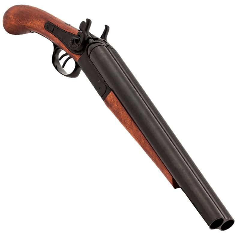 Coach Gun double canons scié