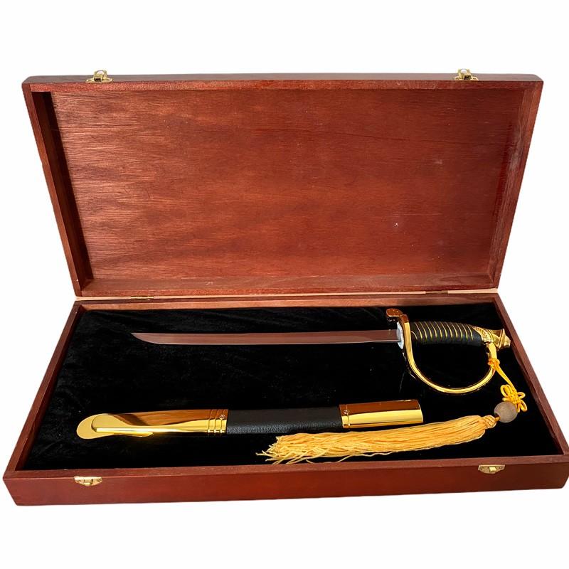 Coffret dague sabre cavalerie USA