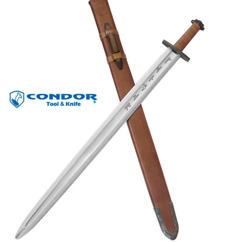 Epée Viking Ironside avec fourreau