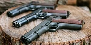 Pistolet Moderne