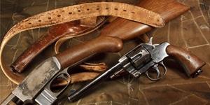 Armes Westerns