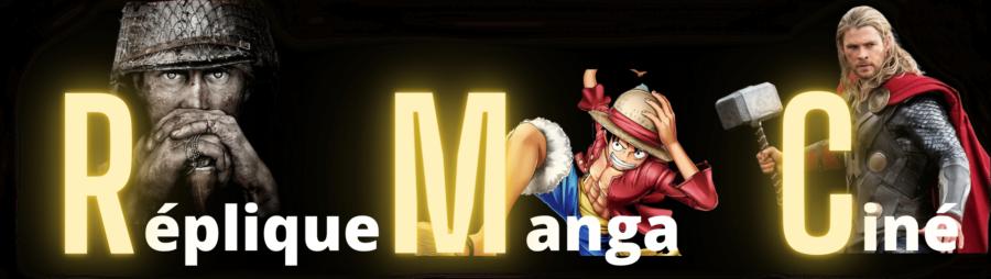 Replique Manga Ciné